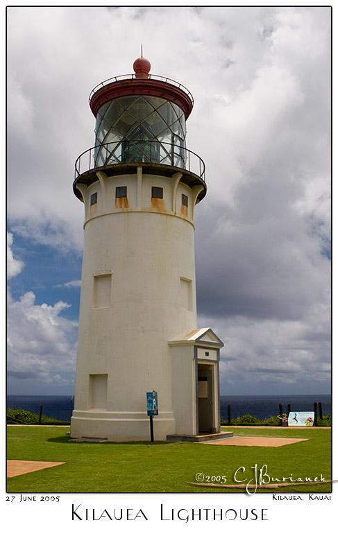 27Jun05 Kilauea Lighthouse