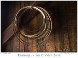 17Oct05 Bindings in the Cooper Shop - 6400