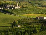 near San Gimignano