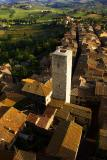 San Gimignano from above