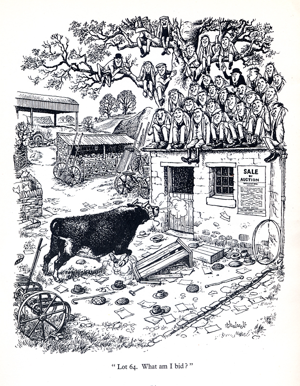 Norman Thelwell from Thelwell Country (1960)
