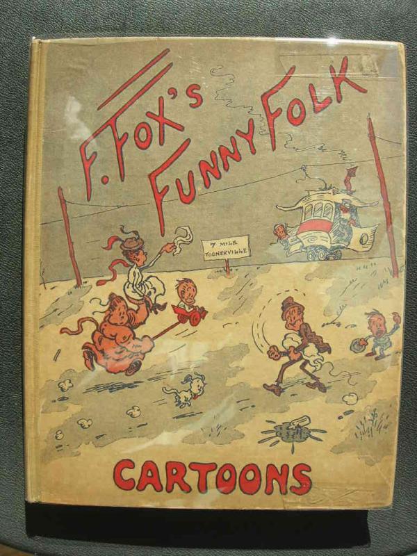 F. Foxs Funny Folk