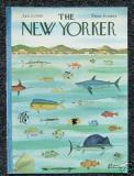 Addams's New Yorker Covers