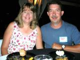 Pam and David Toll