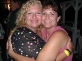 Tricia Glidden and Tammy Martin