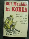 Bill Mauldin in Korea