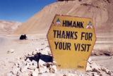 Thanks For Your Visit (Kargil)