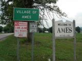 Ames, New York