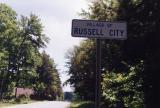 Russell City, Pennsylvania