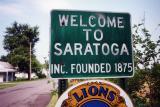 Saratoga, Indiana