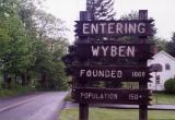 Wyben, Massachusetts