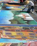 I Madonnari Italian Street Painting Festival 2005