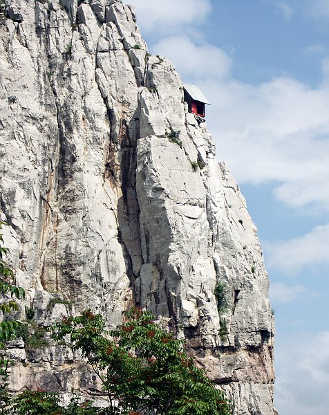 Climbers Hut, near Gara Lakatnik