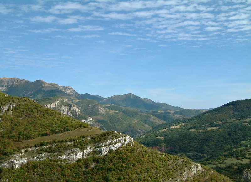 Iskar Valley and Balkan Mountains