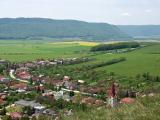 View from Krásna Hôrka Castle