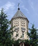 Iaşi - Church of the Three Hierarchs