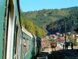 Station on the Bansko-Septemvri railway