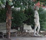 Forgotten statues?