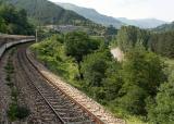 Iskar Valley railway