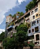 Vienna - Hundertwasser House