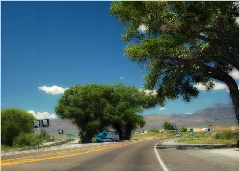 roadside rendezvous...