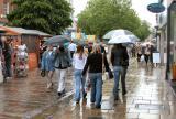 A Rainy Day in Norwich