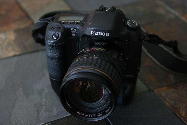 Canon 10D IR Infrared Camera