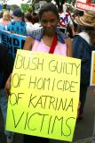 Bush Katrina Homicide