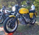 Dan Farr's Ducati 750GT