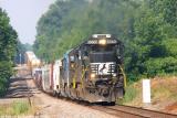 NS8856 167 Marysville IN 04 July 2005
