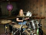 Beth our new drummer.jpg