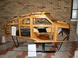 Auburn 2 seater wooden frame
