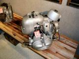 Historical BMW engine