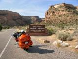 Colorado National Monument near Fruita CO