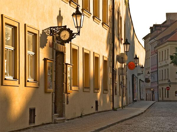 Prague: Old Town Street