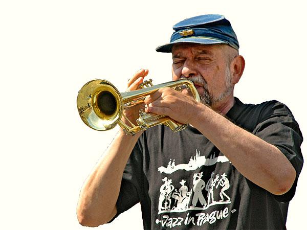 Prague: Street Jazz 2