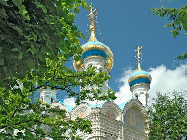 Karlovy Vary: Russian Church