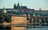 Prague: The Castle Dominates the City