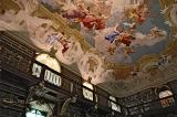Melk: Abbey Library Ceiling