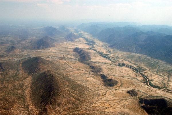 Mountains of northwestern Namibia