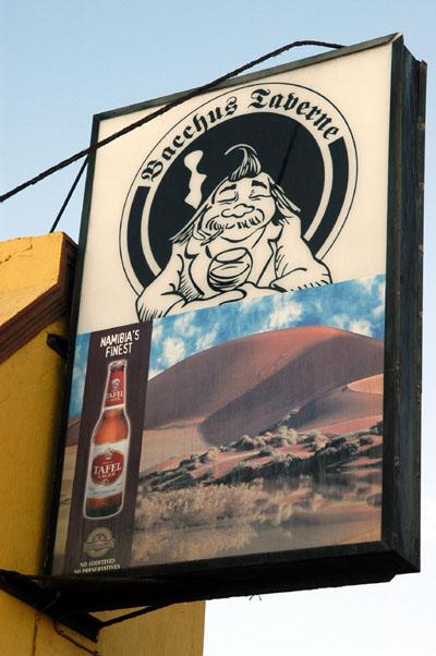 Bacchus Tavern, Swakopmund