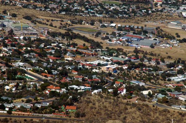 Heinitzburg, Windhoek