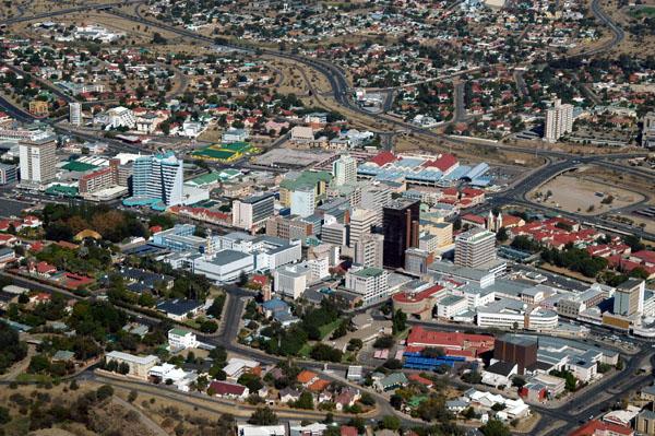 Central Windhoek