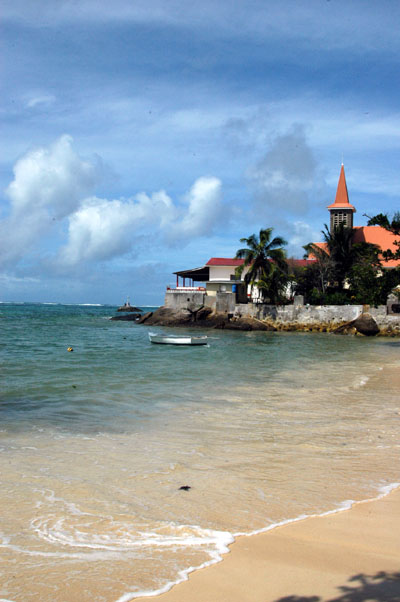 Church at Anse Royal