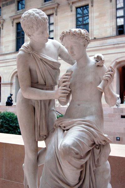 Daphnis et Chloé, Jean-Pierre Cortot, 1827