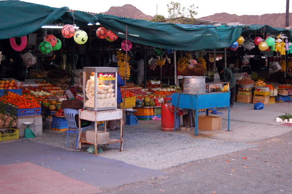 The Friday Market is there every day of the week