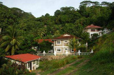 Chemin La Gouge, north Mahé Island, Seychelles