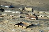 Kolmanskuppe ghost town from the air