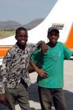Local kids in Opuwo
