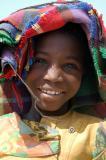 Local girl in Opuwo